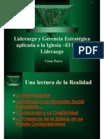 2004 LiderazgoGerenciaEstratégica e Iglesia