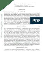 Bouchaud Potters Random Matrix Finance