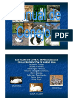 Manual de de Conejo