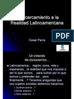 2007 Realidad de America Latina 2007