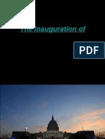The Inauguration of President Barack Obama