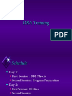 DBA Course Day 1