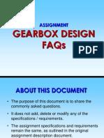 Gear Box Design-FAQs_1