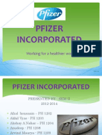 1  2  3  An Introduction To Pfizer: 1  Pfizer Global