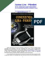 Conexiunea Lira-Pamant, de Brad Johnson si Constiinta Colectiva a Sufletelor Lirane (Editura Proxima Mundi)