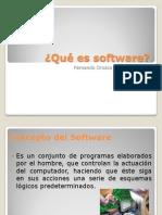 Qué es software