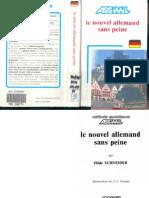 Assimil - Le Nouvel Allemand Sans Peine