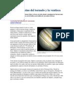 Jupiter, El Reino Del Tornado y La Ventisca