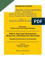 COMBATE ASIMÉTRICO BOLIVARIANO 2