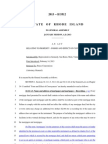 RI House Bill H 5512 January 2013
