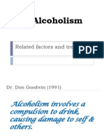Alcohol Dependence Syndrome
