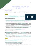 Tecnicas de Intervencion c.c.1-Tema 10. Entrenamiento en Habilidades Sociales.(Apuntes.examenes.psicologia.uned.Esquemas.resumen)