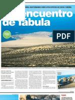 Reserva Nacional San Fernando. Un encuentro de fábula 06.03.13