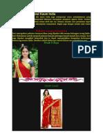Pakaian Tradisional Kaum India