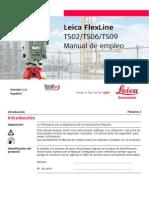 Manual-Estación-Total-FlexLine