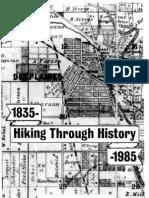 1985 - Hiking Through History