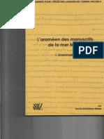 1. URS. Grammaire d Arameen Des Mss de La Mer Morte