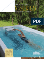 Endless Pool Spa Series Brochure