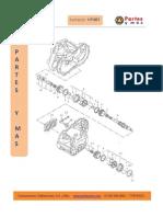 Caja de Velocidades STD de Polo