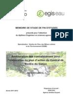 RapportStage Declercq GEME2011-12 EgisEau Vf