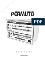 Permut8 User Guide