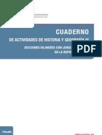 Cuaderno de Actividades Historia