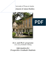 AUSTIN ProspGradStudent_Fall2012.pdf
