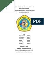 Tugas Besar (Proposal Rekayasa Perangkat Lunak)