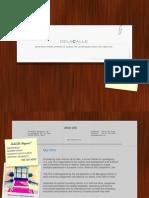 DelaCalle Abogados SLP - Capability Statement