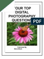 Camera photo tips and tricks
