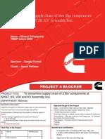 YMDP 2009 Project Vikrant Chiddarwar
