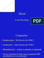 Avian Physiology Pdf