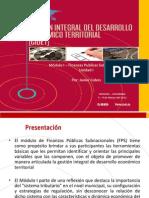 Modulo I - Finanzas Subnacionales - Unidad 1 - Javier Cobos