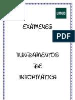 Examenes Fundamentos de Informatica