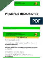 PRINCIPAIS TRATAMENTOS