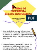 Tecnicas de Enfermeria Medico-quirurjicas