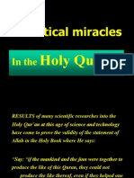 Miracle Statistics