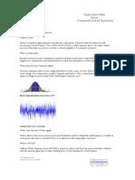 FAQ About Noise