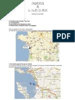 Infos utiles - Plans, parking, bac, programme, numéros utiles