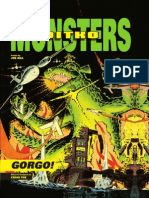 Steve Ditko's Monsters, Vol. 1