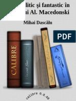 Psihanalitic Si Fantastic in Opera Lui Al. Macedonski
