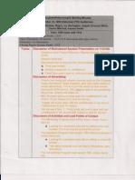November 2008 Meeting Minutes