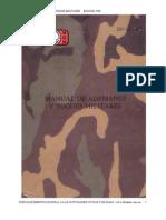 Manual Banda de Guerra-1999