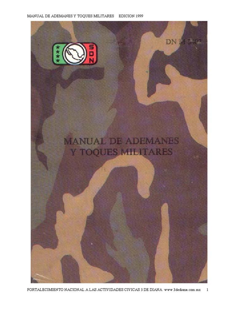Manual de bandas de guerra y toques militares | pdf flipbook.