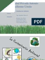Contaminacion Anbiental