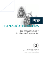 Episiotomy SP