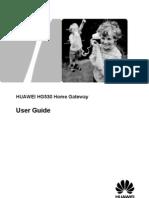 HUAWEI HG530 Home Gateway User Guide