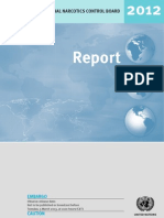 International Narcotics Control Board 2012 Annual Report