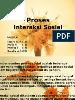 Proses Interaksi Sosial 61a0403b0f