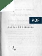 Manual Folklore